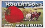 Pre-golly postcards